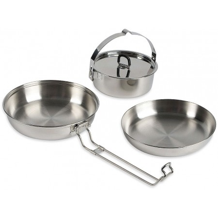 Set of dishes - Tatonka CAMP SET REGULAR - 2