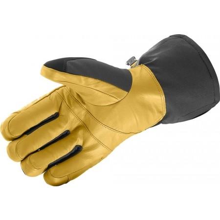 Мъжки зимни ръкавици - Salomon GLOVES PROPELLER DRY M - 3