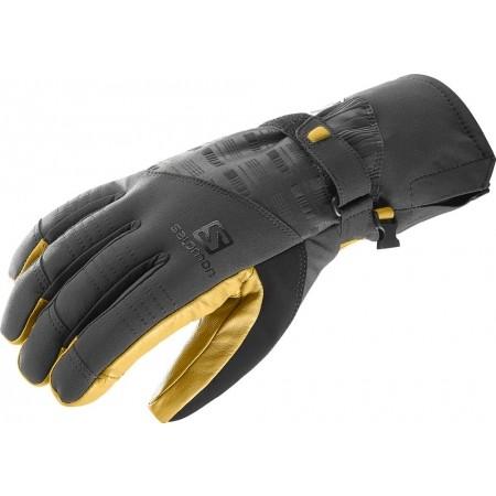 Мъжки зимни ръкавици - Salomon GLOVES PROPELLER DRY M - 2