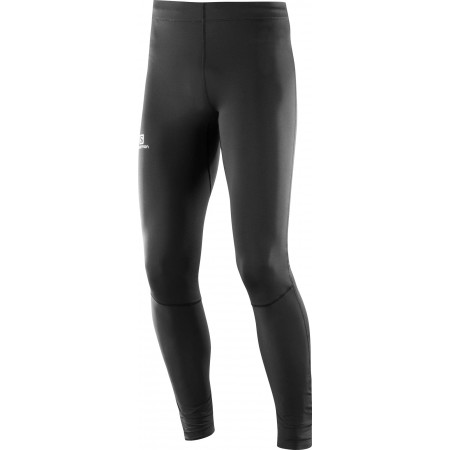 Pantaloni de alergare bărbați - Salomon AGILE LONG TIGHT M - 2