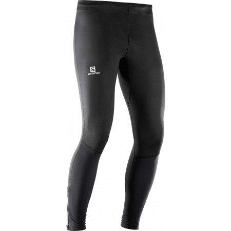 Salomon AGILE LONG TIGHT M - Spodnie do biegania męskie