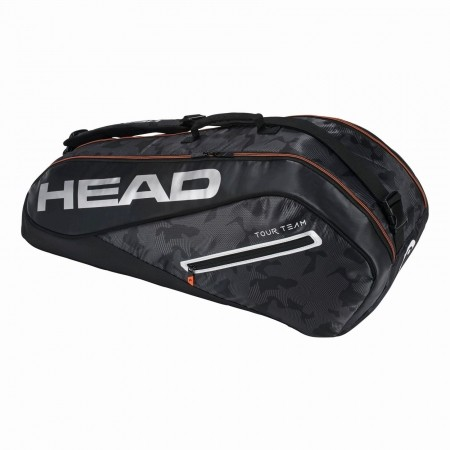 Tennis bag - Head TOUR TEAM 6R COMBI
