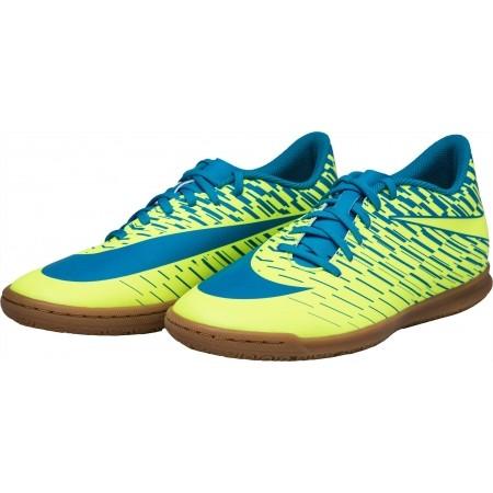 ad9af3841 Obuwie piłkarskie halowe dziecięce - Nike BRAVATAX II IC JR - 2