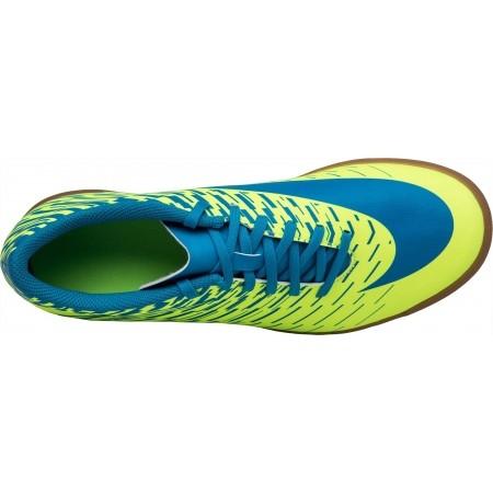 8940646b8 Obuwie piłkarskie halowe dziecięce - Nike BRAVATAX II IC JR - 5