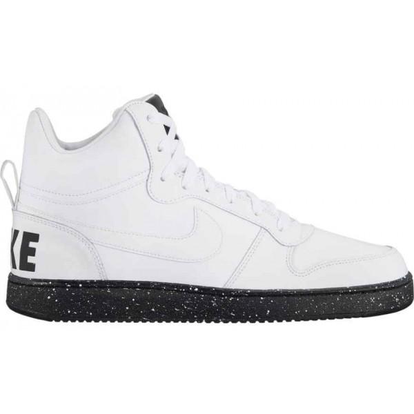 Nike COURT BOROUGH MID SE - Pánska obuv