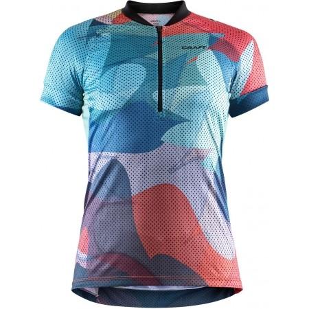 Tricou ciclism damă - Craft VELO ART W