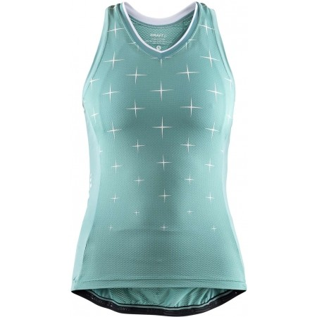 Women's cycling top - Craft BELLE GLOW