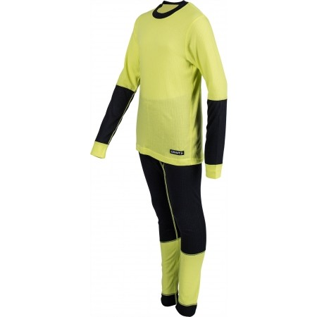 Set lenjerie intimă funcțională de copii - Craft SET BASELAYER JR - 2
