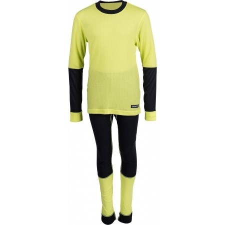 Set lenjerie intimă funcțională de copii - Craft SET BASELAYER JR - 1