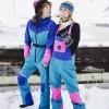 Dámské snowboardové/lyžařské  kalhoty s laclem - O'Neill PW 88' SHRED BIB PANT - 4
