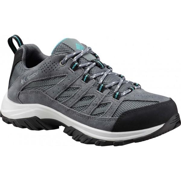 Columbia CRESTWOOD šedá 9 - Dámská multisportovní obuv