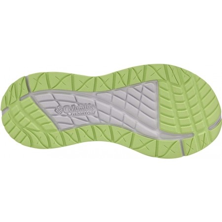 Women's recovery shoes - Columbia MOLOKINI SLIP - 2