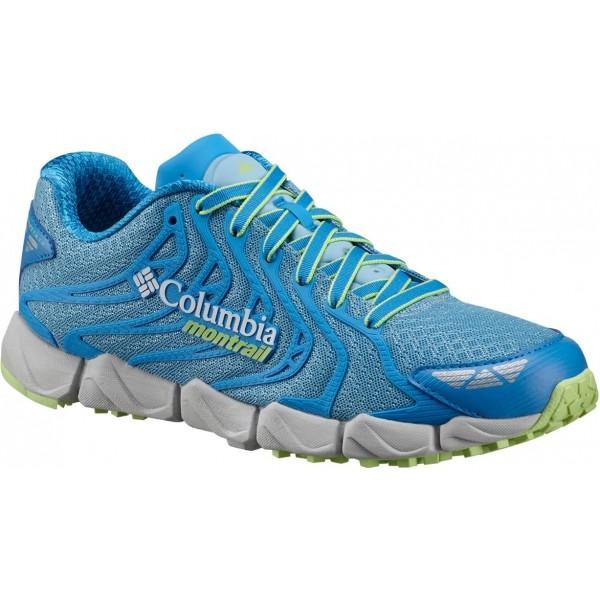 Columbia FLUIDLEX F.K.T. II W modrá 9 - Dámska trailová obuv