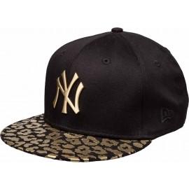 New Era 9FIFTY LEO PRINT NEW YORK YANKEES - Klubová kšiltovka