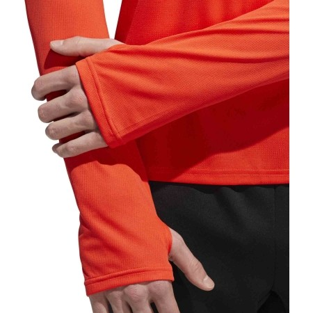 Tricou alergare bărbați - adidas RS LS TEE M RE - 5