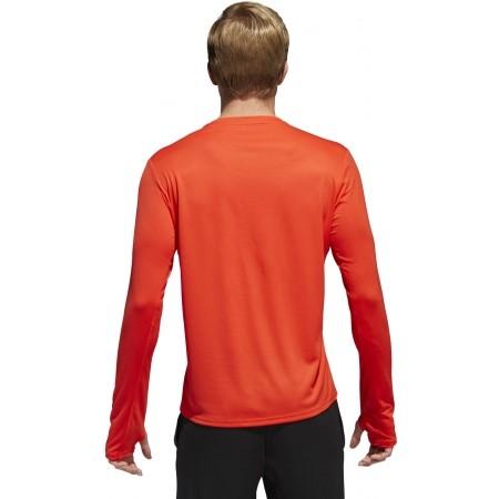 Tricou alergare bărbați - adidas RS LS TEE M RE - 4