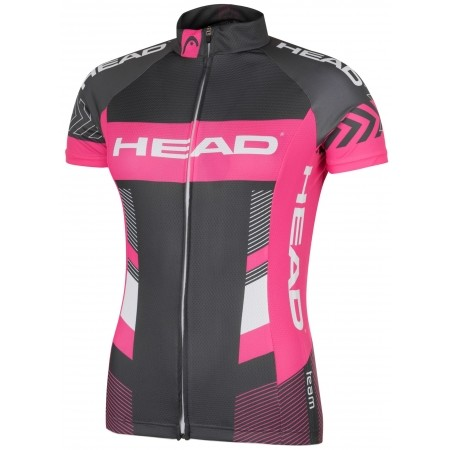 Tricou ciclism damă - Head LADY JERSEY TEAM