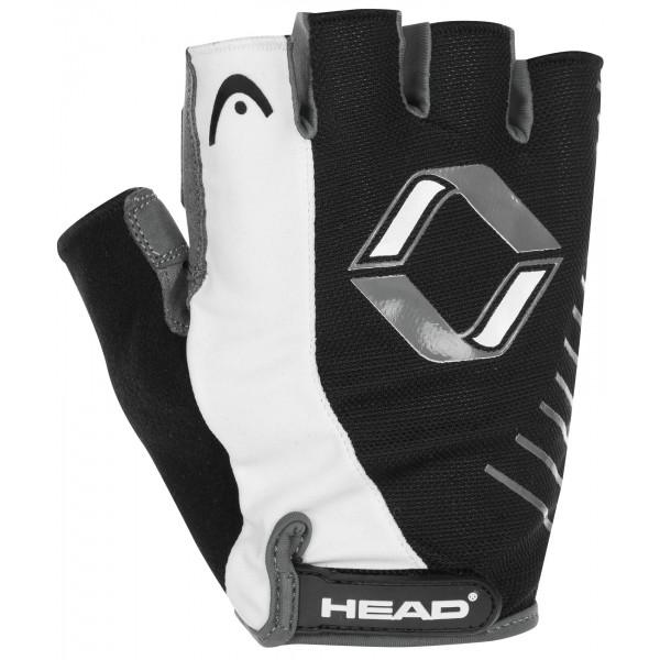 Head GLOVE MEN 2804 černá M - Pánské cyklistické rukavice
