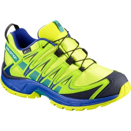 Kids' running shoes - Salomon XA PRO 3D CSWP K