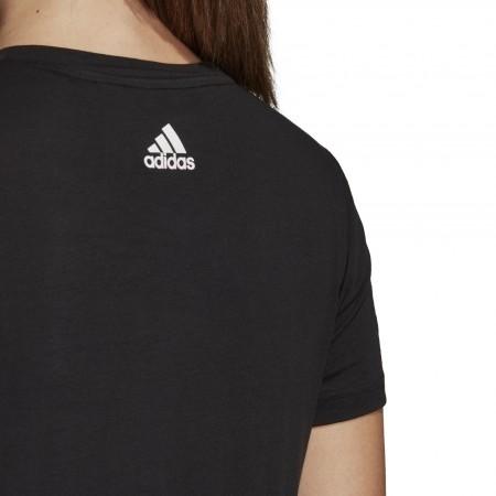 Women's T-shirt - adidas W COM MS T - 7
