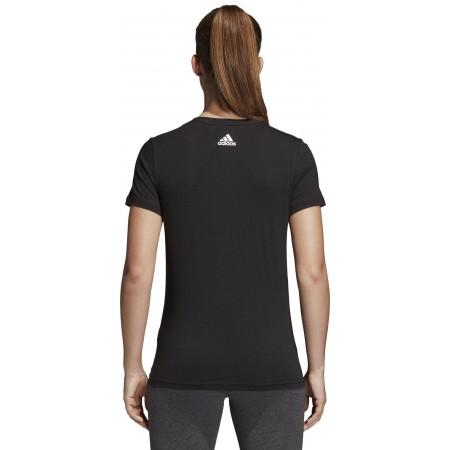 Women's T-shirt - adidas W COM MS T - 4