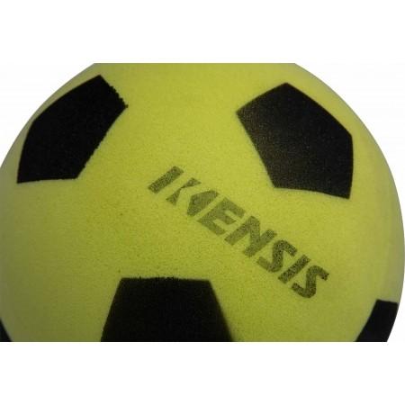 Penová futbalová lopta - Kensis SAFER 1 - 2