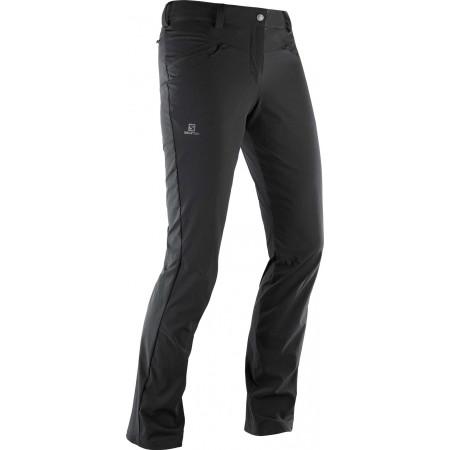 Spodnie turystyczne damskie - Salomon WAYFARER LT PANT W - 2