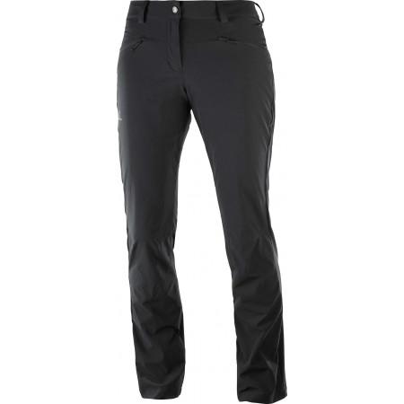 Spodnie turystyczne damskie - Salomon WAYFARER LT PANT W - 1