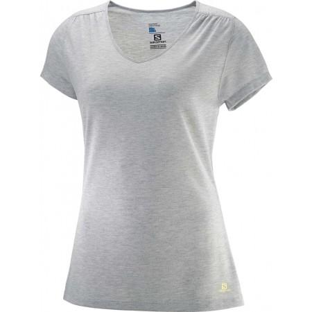 Koszulka damska - Salomon ELLIPSE SS TEE W