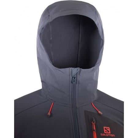 Pánska softshellová bunda - Salomon RANGER SOFTSHELL JKT M - 5 1166d3ebcfb