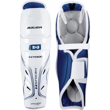 Juniorské holenné chrániče - Bauer NEXUS N7000 SHIN GUARD JR
