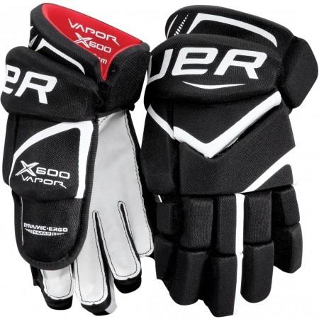 Rękawice hokejowe juniorskie - Bauer VAPOR X600 JR EURO - 1