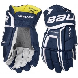 Bauer SUPREME S170 JR - Children's hockey gloves