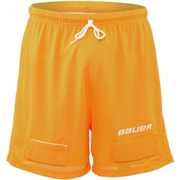 Bauer CORE MESH JOCK SR  XL - Kalhoty se suspenzorem a podvazky