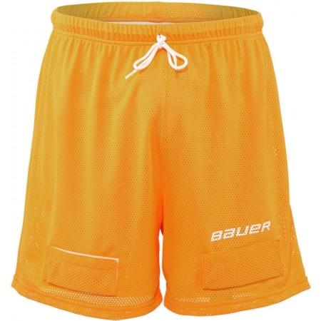 Къси панталони със суспензор - Bauer CORE MESH JOCK JR