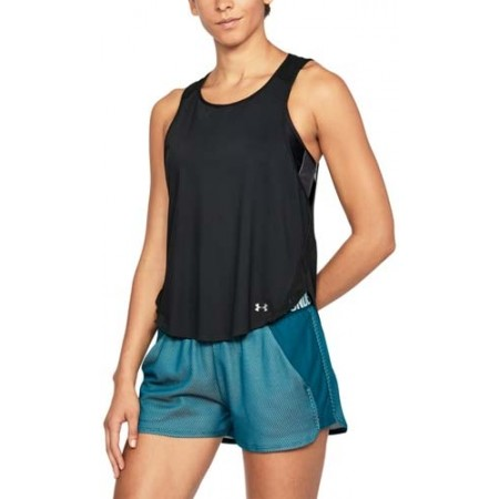 Koszulka damska - Under Armour VIVID KEY HOLE BACK TANK - 4