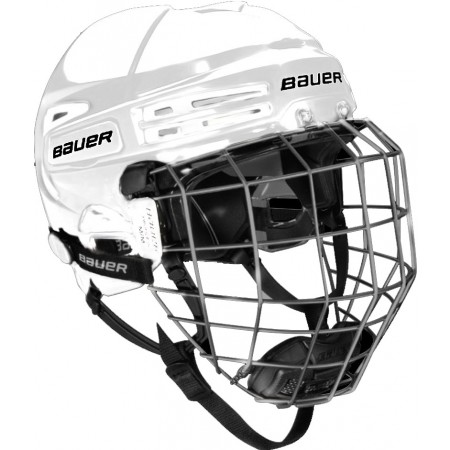 Bauer RE-AKT 75 COMBO - Hockey helmet