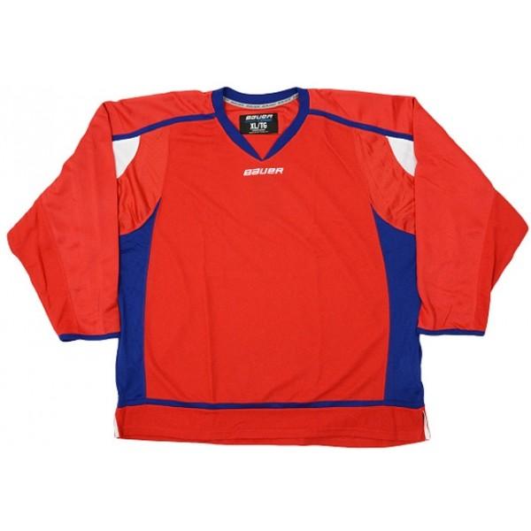 Bauer KOSZULKA 6003 17H SR  L - Koszulka hokejowa
