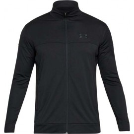 Under Armour SPORTSTYLE PIQUE JACKET - Pánska mikina