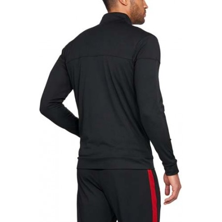 Pánska mikina - Under Armour SPORTSTYLE PIQUE JACKET - 5