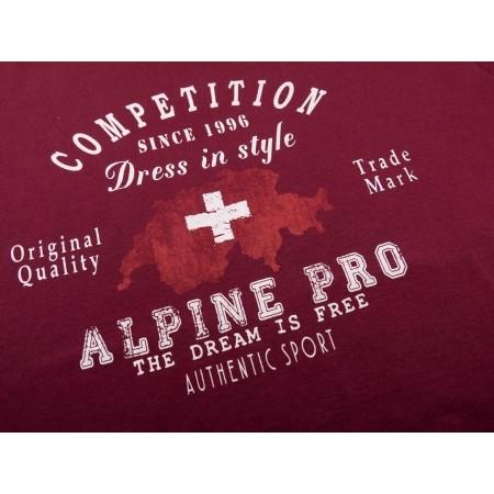 Tricou de bărbați - Alpine Pro CHISIS - 6