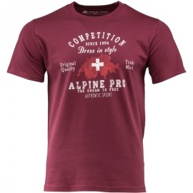 Alpine Pro CHISIS - Men's T-shirt