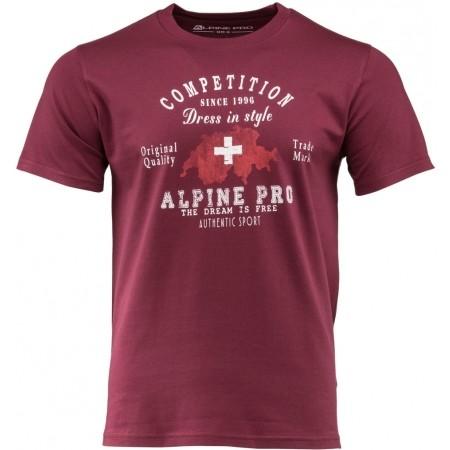 Tricou de bărbați - Alpine Pro CHISIS - 1