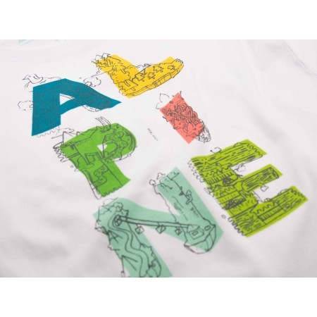 Tricou copii - ALPINE PRO HALLO - 5