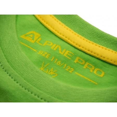 Detské tričko - ALPINE PRO HALLO - 10