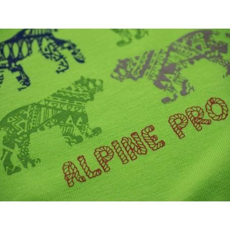 Detské tričko - ALPINE PRO HALLO - 11