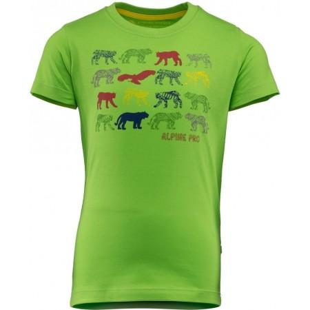 Detské tričko - ALPINE PRO HALLO - 7