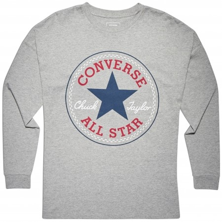 Converse CORE CP LONG SLEEVE TEE - Dámske tričko s dlhým rukávom