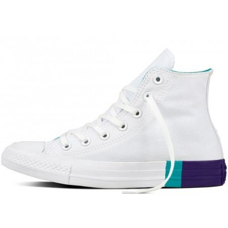 Trampki uniseks - Converse CHUCK TAYLOR ALL STAR COLORBLOCK - 2