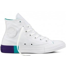 Converse CHUCK TAYLOR ALL STAR Hi Colorblock - Уни секс  гуменки